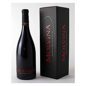 Molvina Fine Red Wine Premium Vintage Gold