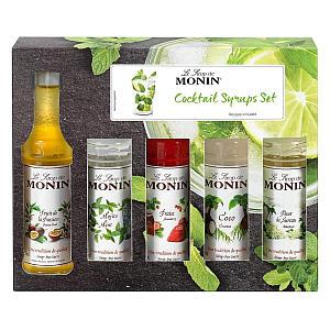 Monin Syrup Cocktail Set