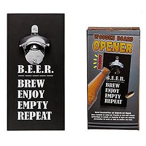 Mounted Beer Bottle Opener