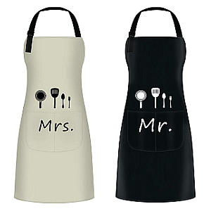 Mr & Mrs Aprons
