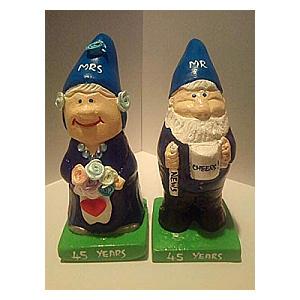 Mr & Mrs Gnomes