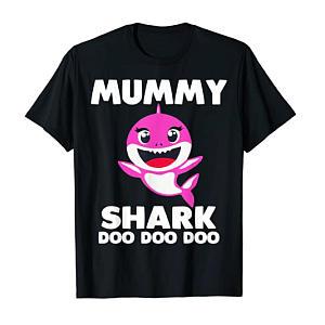 Mummy Shark T-Shirt