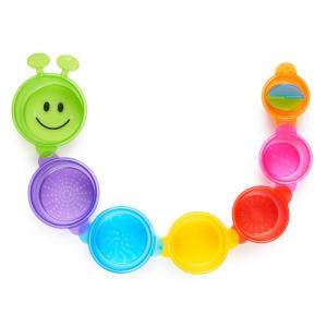 Munchkin Caterpillar Spillers Bath Toy