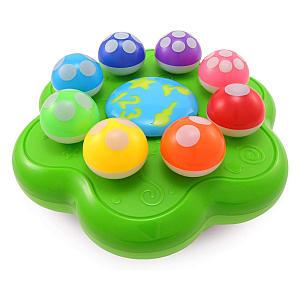 Mushroom Garden - Interactive Educational Toy