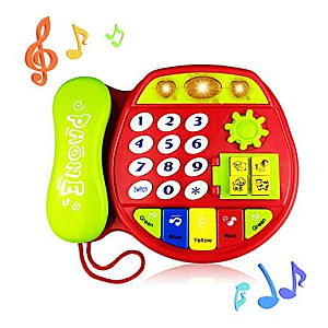 Music Telephone Toy