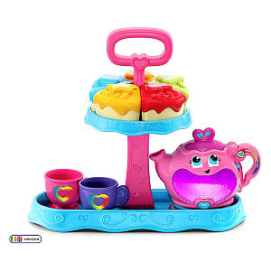 Musical Rainbow Party Tea Set