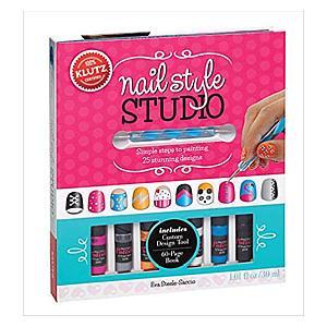 Nail Style Studio - Book