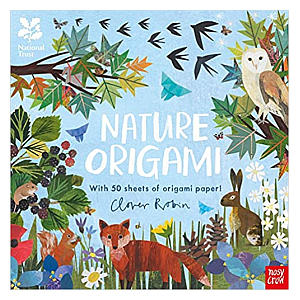 Nature Origami Gift Book