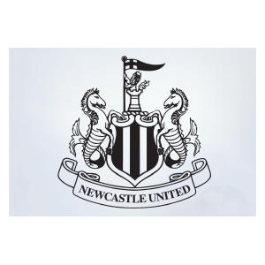 Newcastle Badge Wall Sticker
