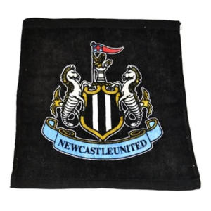 Newcastle Crest Face Cloth