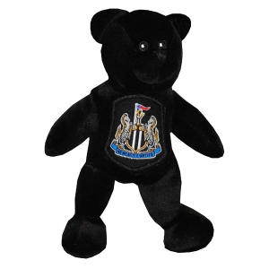 Newcastle Crest Stuffed Bear