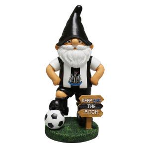 Newcastle United Garden Gnome