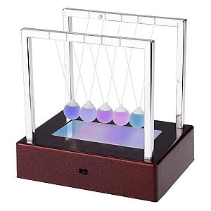 Newtons Cradle LED