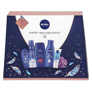 Nivea Winter Skin Indulgence Collection
