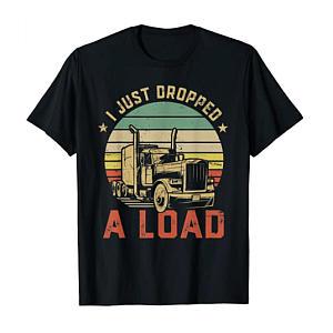 Novelty Lorry T-Shirt
