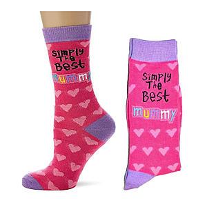 Novelty Mum Socks