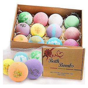 Organic Bath Bomb Gift Box