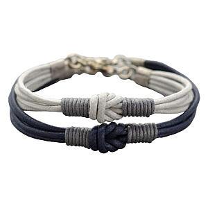 Pair of Simple Rope Bracelets
