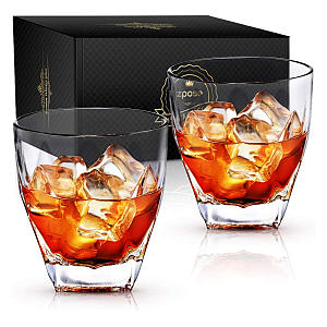 Pair of Whisky Glasses