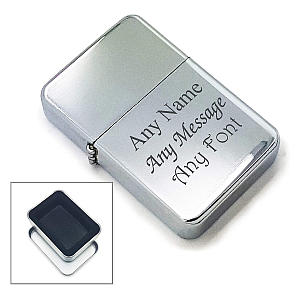 Personalised Engraved Lighter