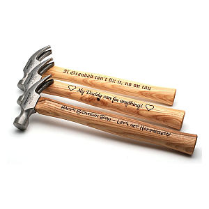 Personalised Hammers
