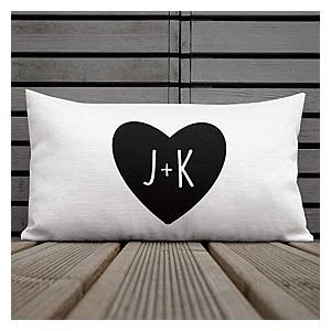 Personalised Initial Pillow