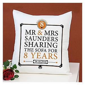 Personalised Sofa Cushion