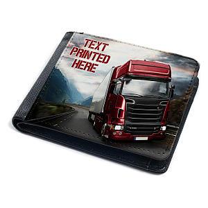 Personalised Truck Wallet