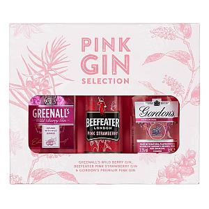 Pink Gin Trio Set