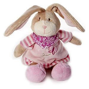 Pink Stuffed Rabbit Teddy