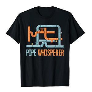 Pipe Whisperer T-Shirt