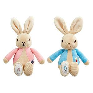 Plush Rabbit Set