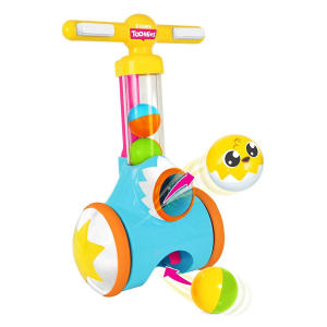 Toomies Pic & Pop Push Along Toy