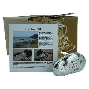 Prolished Metal Rock Gift