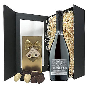 Prosecco & Chocolates Hamper