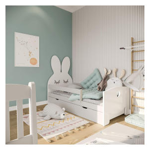 Rabbit Fall Protection Bed