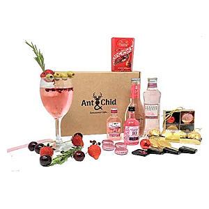 Raspberry and Strawberry Gin Hamper