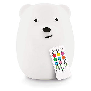 Rechargeable Color Changing Nightlight Toy