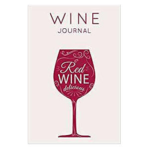 Red Wine Tasting Notebook