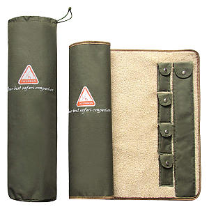 Rifle Roll Up Cleaning Mat