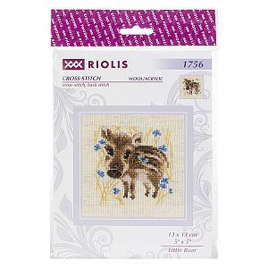 Riolis Little Boar Image Kit