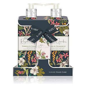 Royale Garden Verbena & Camomile Hand Care Set