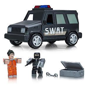 SWAT Unit Deluxe Vehicle