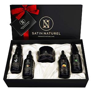 Satin Naturel Organic Anti-Aging Set