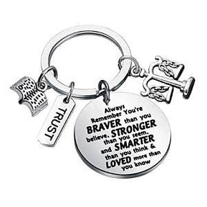 Scales of Justice Lawyer Keyring