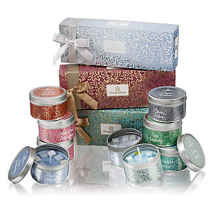 Scented Candle Gift Box