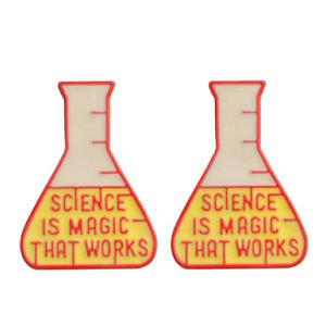Science Pin Set