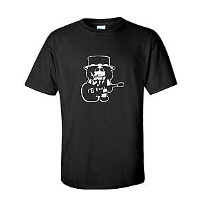 Slash Design T-Shirt