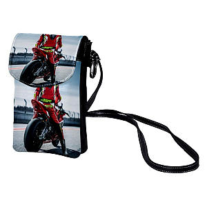 Small Crossbody Wallet/Phone Holder for Her