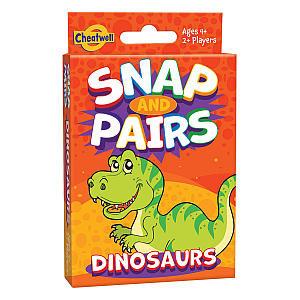 Snap & Pairs Cards